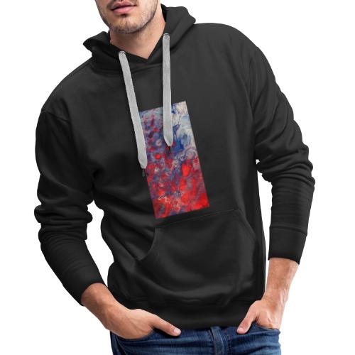 Fury - Mannen Premium hoodie