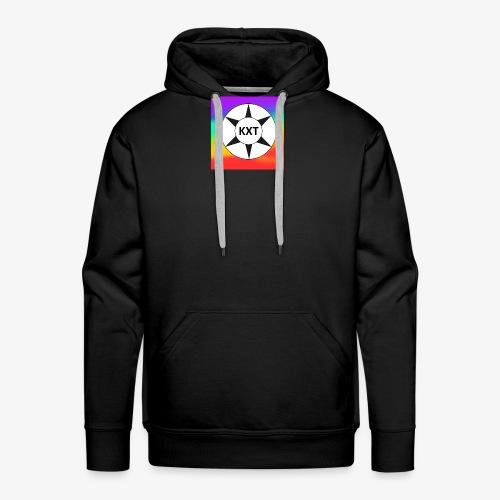 Kxt logo - Men's Premium Hoodie