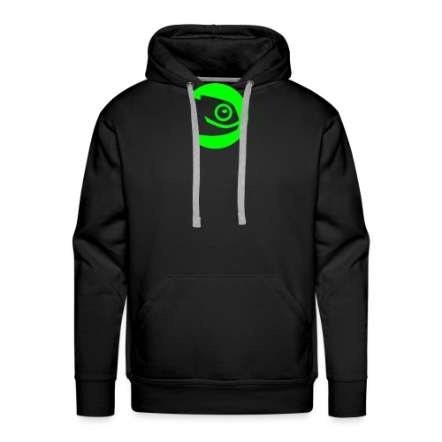 openSUSE woman shirt - Men's Premium Hoodie