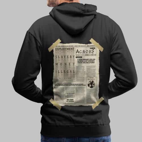 Breaking News! - Men's Premium Hoodie