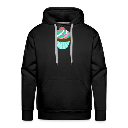 CUPCAKE - Sudadera con capucha premium para hombre