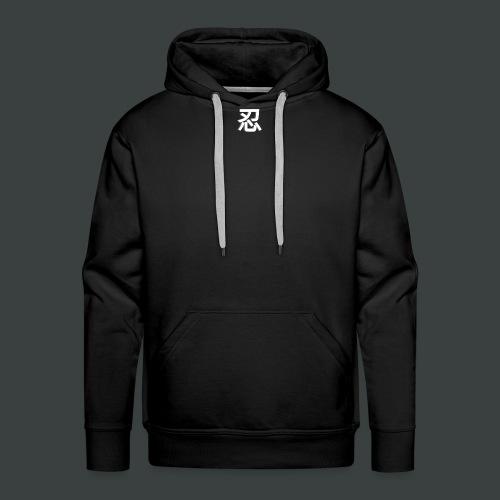 dos 1 png - Sweat-shirt à capuche Premium pour hommes