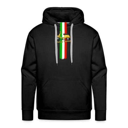Italian Custom V0l.2.png - Männer Premium Hoodie