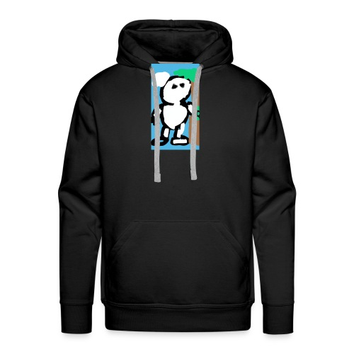 My_picture_15e3a009-de4e-43d4-8b17-af4a63f89127 - Mannen Premium hoodie