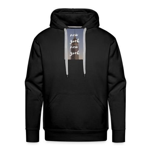 New York design - Männer Premium Hoodie