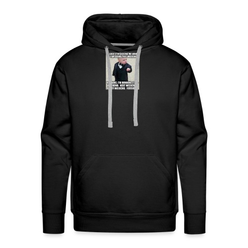 Im like - Men's Premium Hoodie