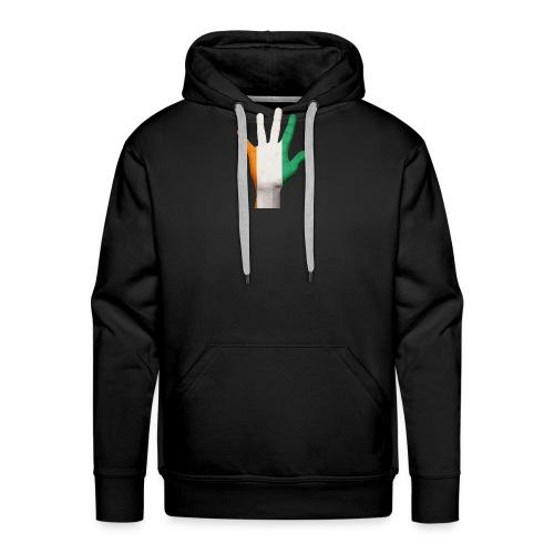 JE SUIS BASSAM - Sweat-shirt à capuche Premium pour hommes