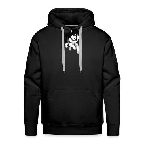 NolleDK - Herre Premium hættetrøje
