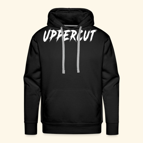 Collection Road Uppercut© - Sweat-shirt à capuche Premium pour hommes