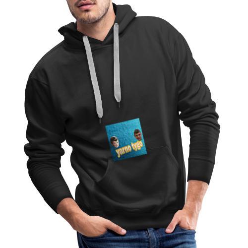 yarnotygo - Mannen Premium hoodie