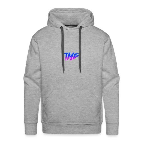 tmg logo - Men's Premium Hoodie
