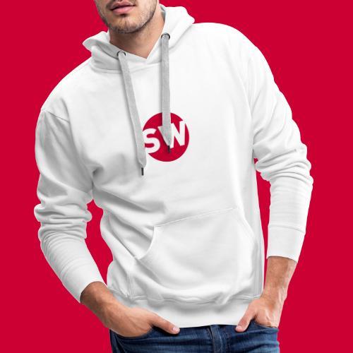 SchipholWatch - Mannen Premium hoodie