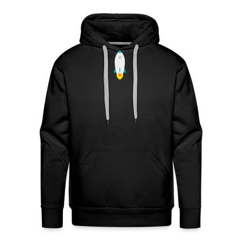rocket - Men's Premium Hoodie