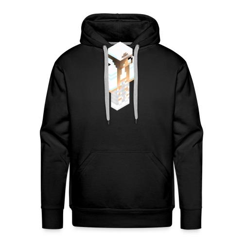 konijntjespower png - Mannen Premium hoodie