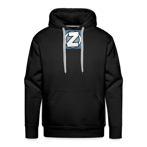 ZinoYT Logo - Men's Premium Hoodie