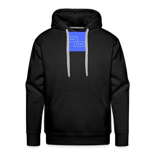 Ber - Sweat-shirt à capuche Premium pour hommes