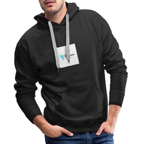 Team Confidence - Herre Premium hættetrøje