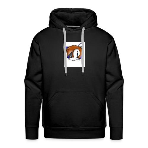 SonicG4mer Kopf png - Männer Premium Hoodie
