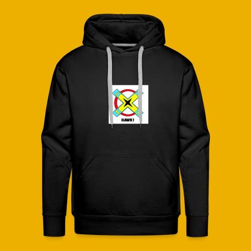 HAWKS - Sweat-shirt à capuche Premium pour hommes