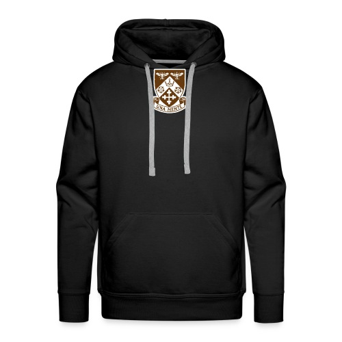 Borough Road College Tee - Men's Premium Hoodie