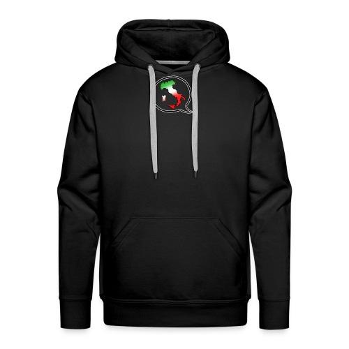 Italia T-Shirt Herren Stiefel - Männer Premium Hoodie