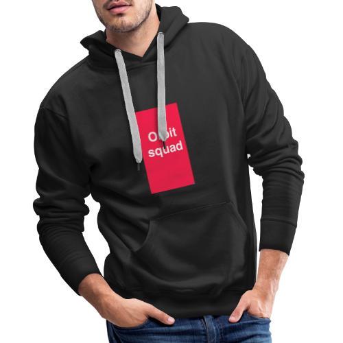 orbit squad t-shirt - Men's Premium Hoodie