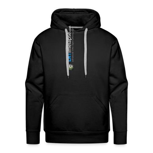 LRTImelapse Shirt Logo Vorne Hoch breiter3 png - Männer Premium Hoodie
