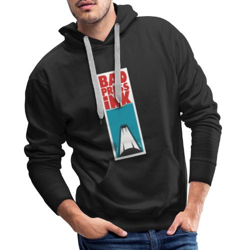Bad Press Ink - Men's Premium Hoodie