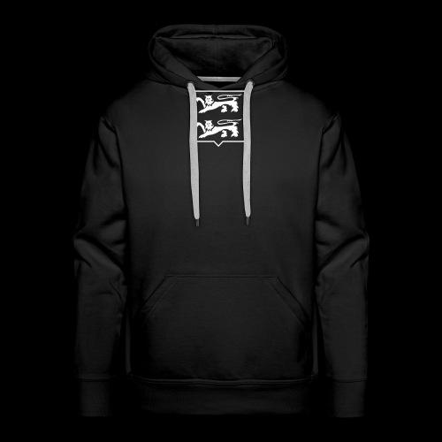 lions de Normadie - Sweat-shirt à capuche Premium pour hommes
