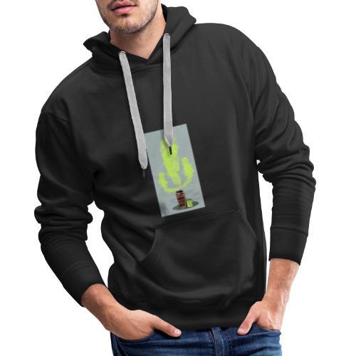 Can-Ktus - Sudadera con capucha premium para hombre