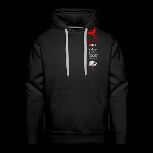 rp racing shirt2 png - Männer Premium Hoodie