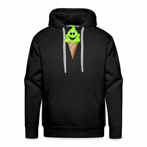 Mr./ Ms. Pistachio - Mannen Premium hoodie