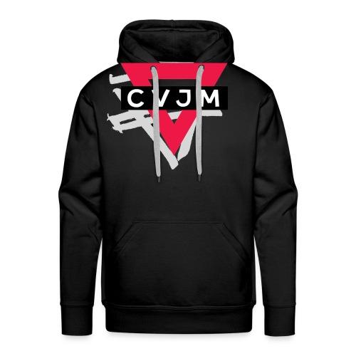 cvjm logo - Männer Premium Hoodie