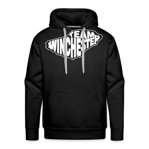 Team Winchester (vector) Hoodies & Sweatshirts - Men's Premium Hoodie