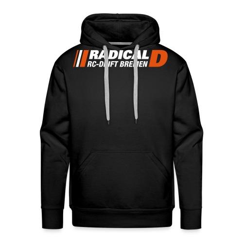 Radical-D Hoody Logo 2C - Männer Premium Hoodie