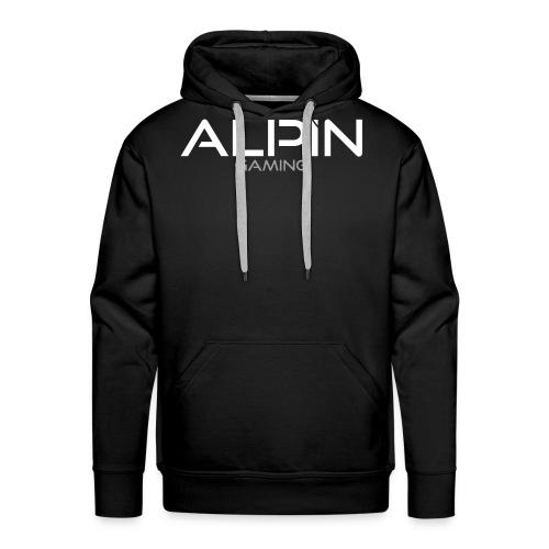 AlpiN Merch png - Männer Premium Hoodie