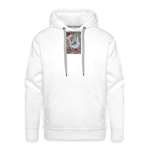 ecureuil deguise - Sweat-shirt à capuche Premium pour hommes