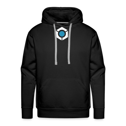 vektor blue tunes sign logo fh 10 - Men's Premium Hoodie