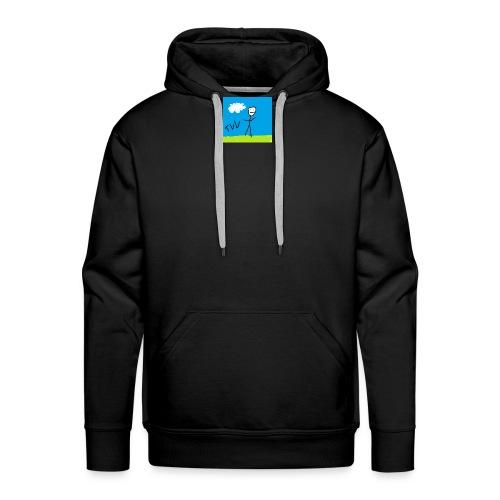 art - Mannen Premium hoodie