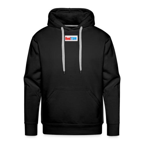 RedRed TDMBlue - Men's Premium Hoodie