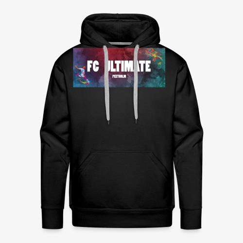 FC Ultimate, Peetholm - Herre Premium hættetrøje