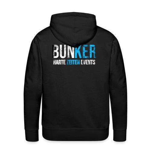 Bunker & Harte Zeiten Supporter - Männer Premium Hoodie
