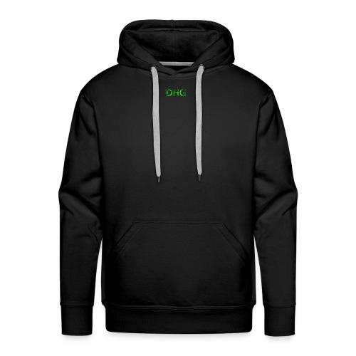 DHGgreen - Sweat-shirt à capuche Premium pour hommes