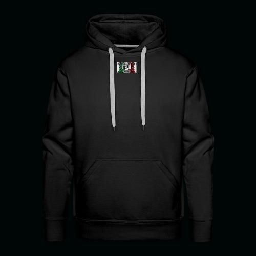 hardcore1 - Sweat-shirt à capuche Premium pour hommes
