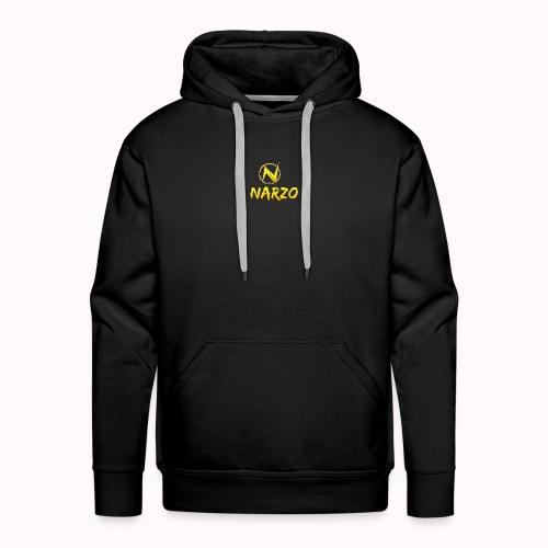 NarzoTS png - Sweat-shirt à capuche Premium pour hommes
