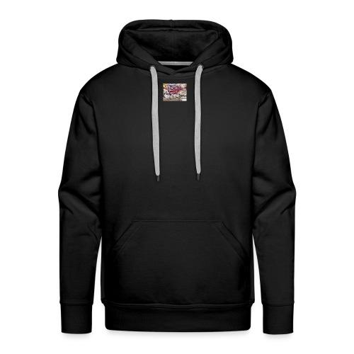 Sprayer Turnsack - Männer Premium Hoodie