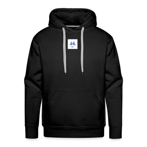 Augi - Herre Premium hættetrøje