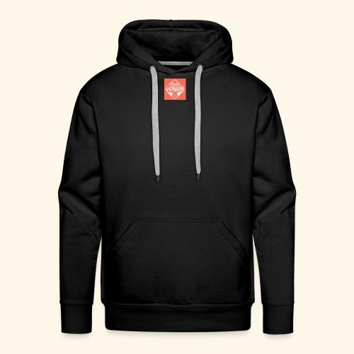 LOGO Ride The Verdon - Sweat-shirt à capuche Premium pour hommes