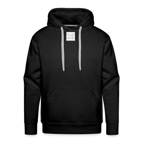 Sudoku Shirt - Men's Premium Hoodie