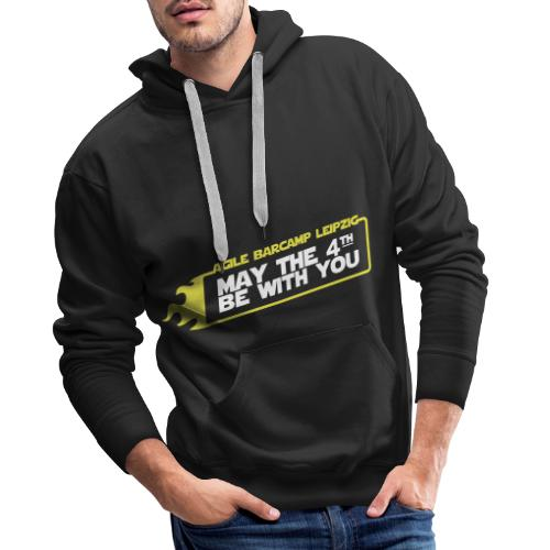 agiLE Leipzig | may the 4th be with you - Männer Premium Hoodie